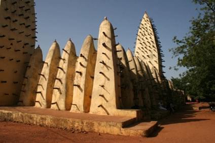 Flüge - Von, nach und ab Burkina Faso günstig buchen