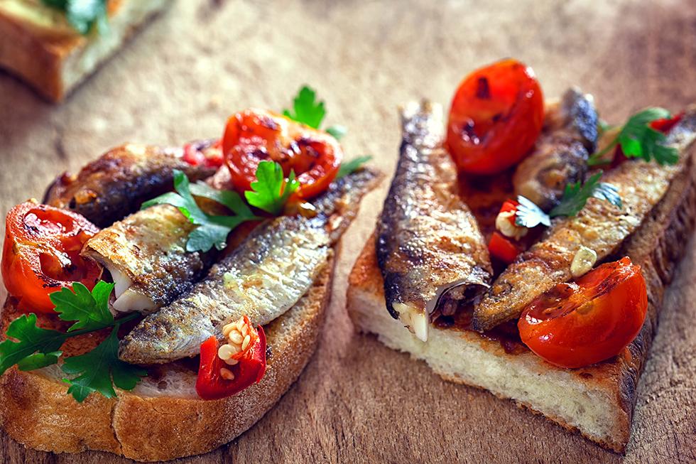 Fisch Sandwich