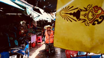 Bangkok Khlong Toei Market