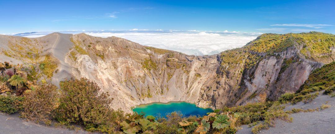Costa Rica Irazu