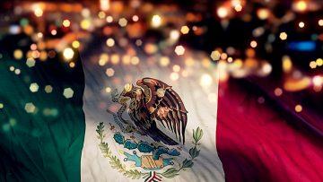 Mexiko Flagge