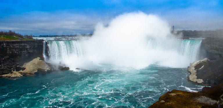 Niagara falls Niagarafälle