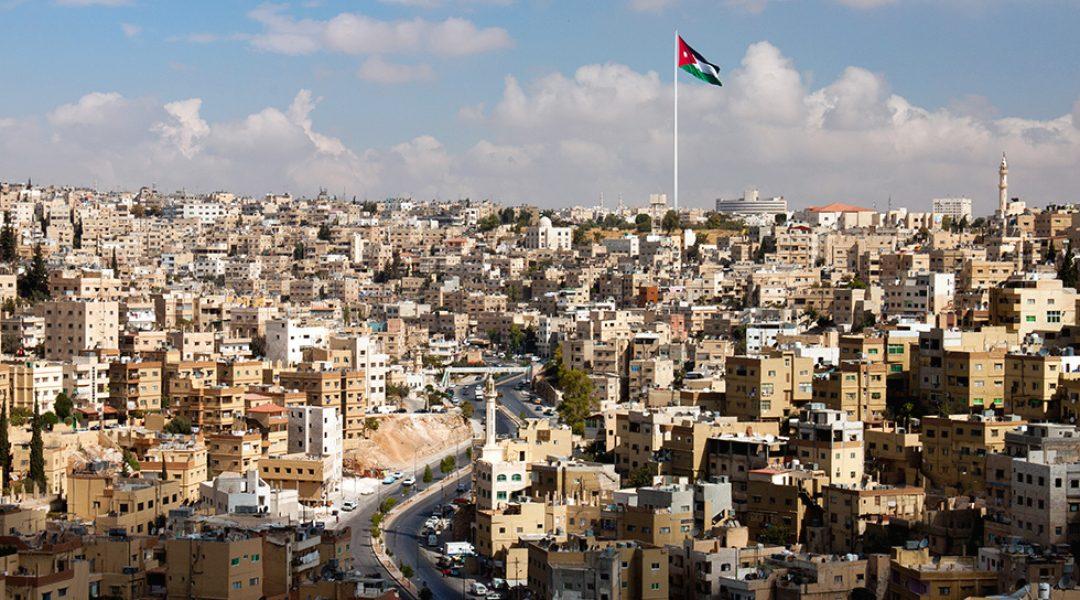 Amman Hauptstadt Jordaniens