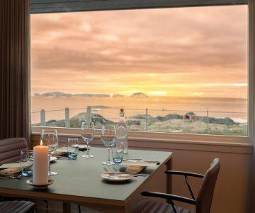 Restaurant Ulo in Grönland