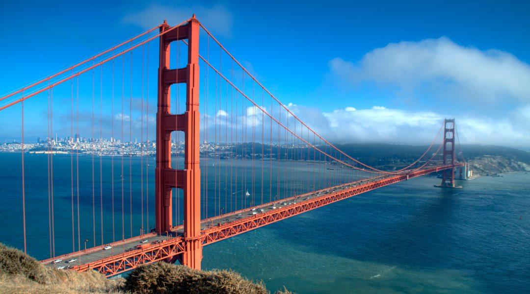 Golden Gate Bridge San Fransisco