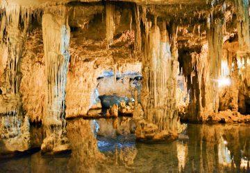 Neptunhöhlen in Alghero