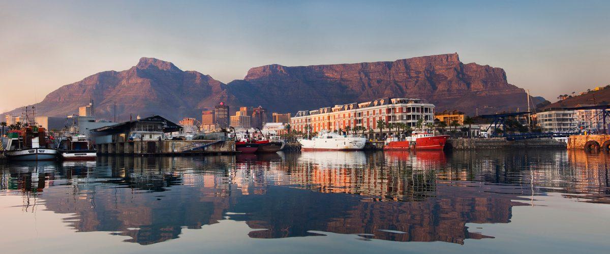 Tafelberg und Waterfront