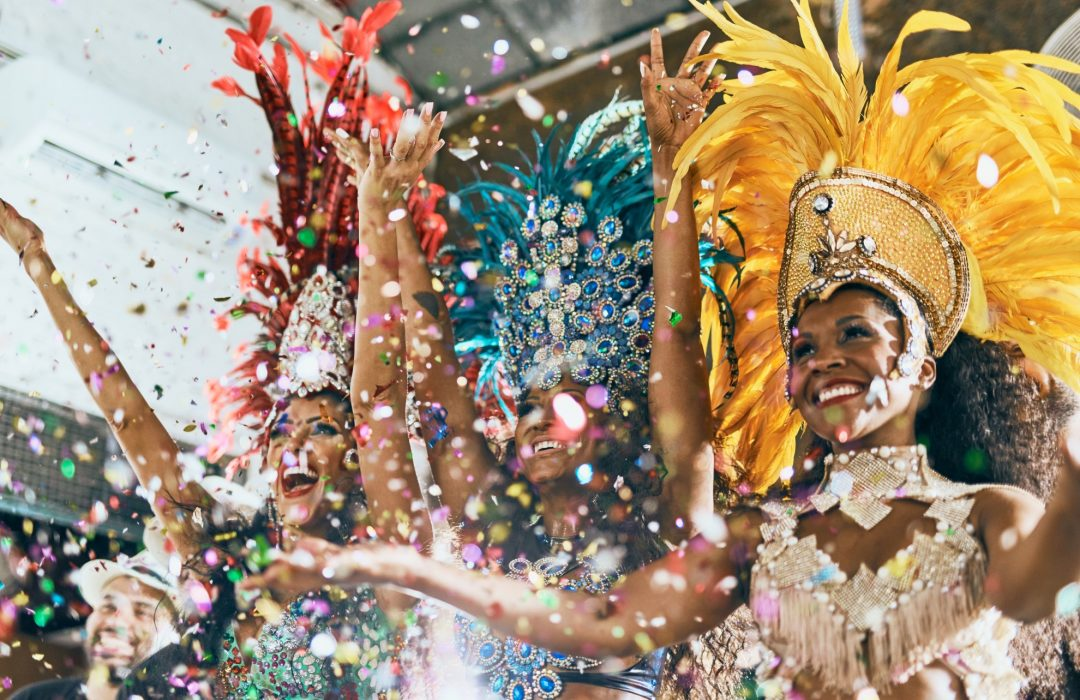 Tanz Karneval Rio
