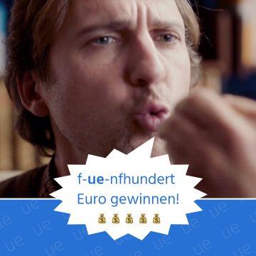 Gewinnspiel UE