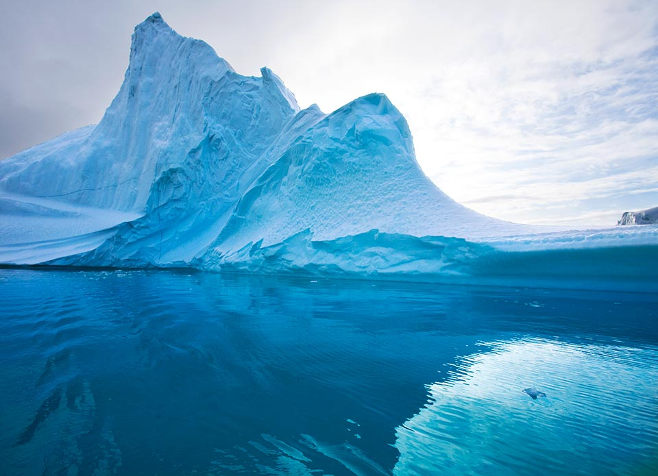 Gletscher Grönland