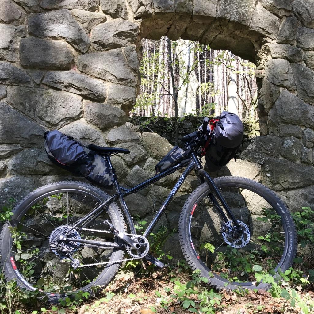 Fahrrad am Urlaubsort nutzen.