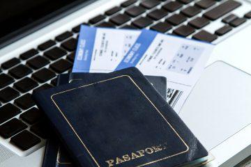 Online CheckIn Passport
