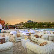 Siam Park Chill Out Area