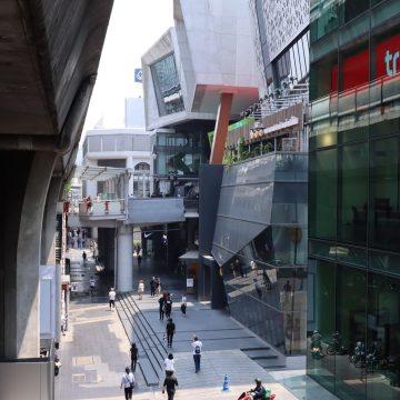 Siam Mall von außen