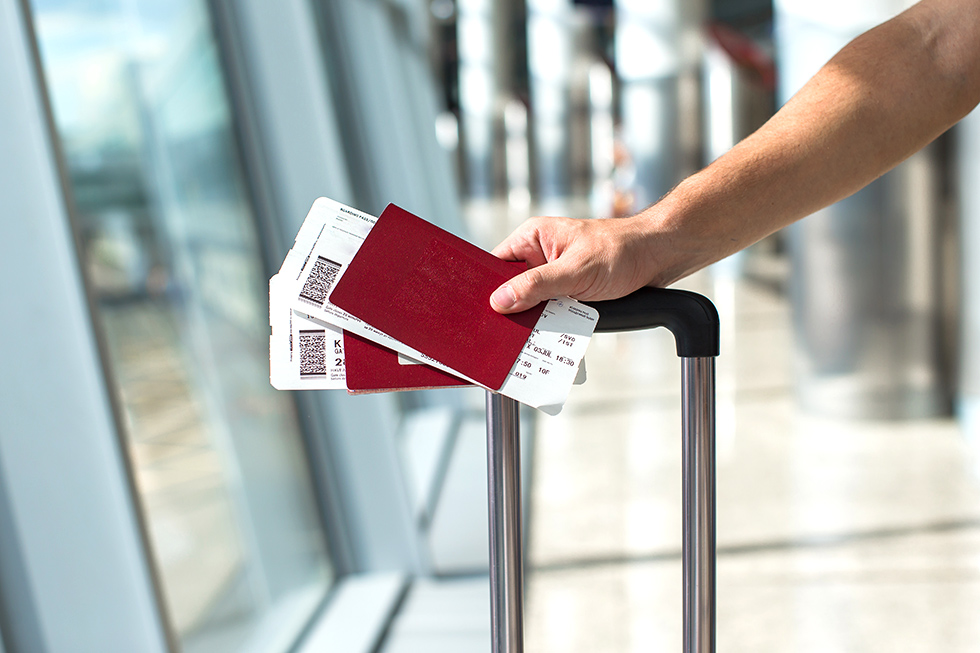 Boarding Pass Airport