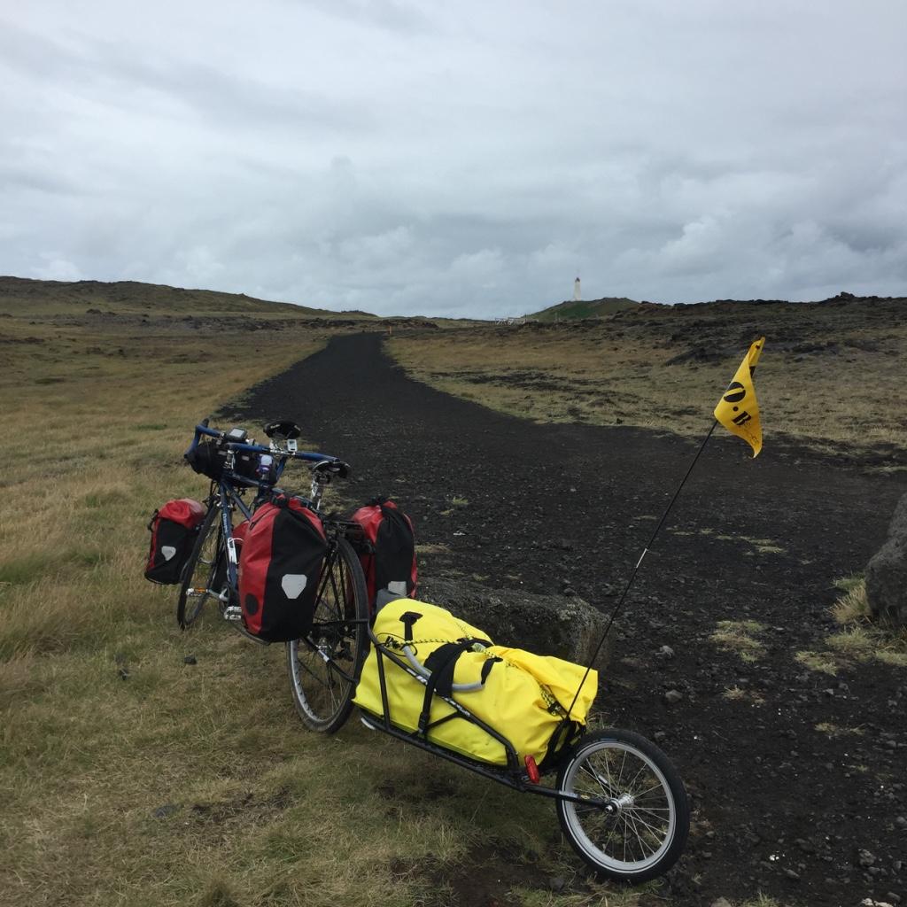 Fahrradmitnahme im Flugzeug, Reise mit Fahrrad