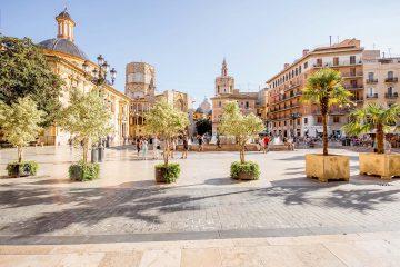 Valencia Stadtzentrum